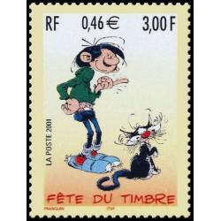 Timbre de France N° 3370a