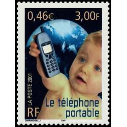 Timbre de France N° 3374