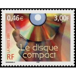 Timbre de France N° 3376