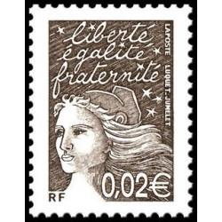Timbre de France N° 3444