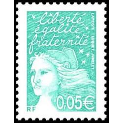 Timbre de France N° 3445