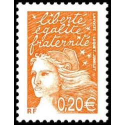 Timbre de France N° 3447