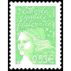 Timbre de France N° 3450