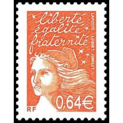 Timbre de France N° 3452