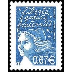 Timbre de France N° 3453