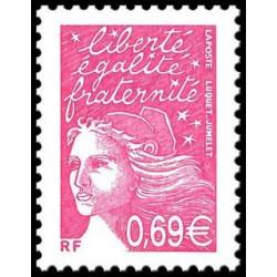 Timbre de France N° 3454