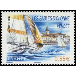 Timbre de France N° 4334