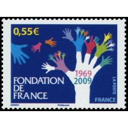 Timbre de France N° 4335