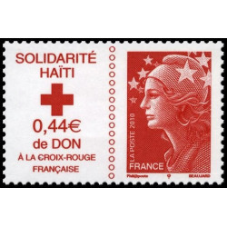 Timbre de France N° 4434
