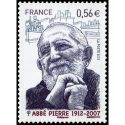 Timbre de France N° 4435