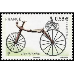 Timbre de France N° 4556