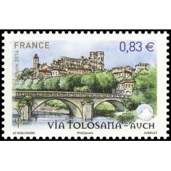 Timbre de France N° 4840
