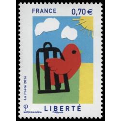 Timbre de France N° 5021
