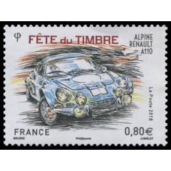 Timbre de France N° 5204