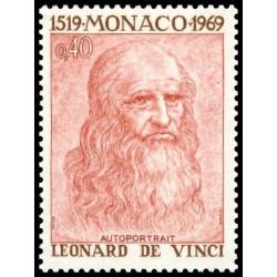 Timbre de Monaco N° 800...