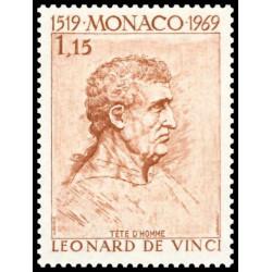 Timbre de Monaco N° 803...