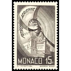 Timbre de Poste Aérienne n°...