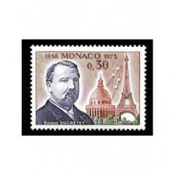 Timbre de Monaco N° 921...