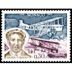 Timbre de Monaco N° 959...