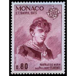 Timbre de Monaco N° 1003...