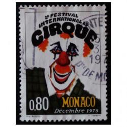Timbre de Monaco N° 1039...