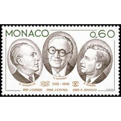 Timbre de Monaco N° 1048...