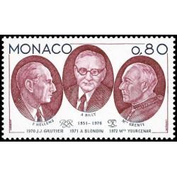 Timbre de Monaco N° 1049...
