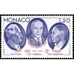 Timbre de Monaco N° 1050...