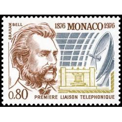 Timbre de Monaco N° 1053...