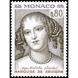 Timbre de Monaco N° 1068...