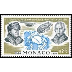 Timbre de Monaco N° 1070...