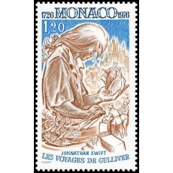 Timbre de Monaco N° 1071...