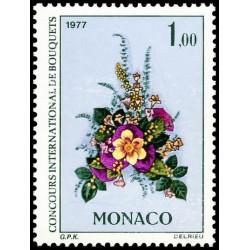 Timbre de Monaco N° 1077...
