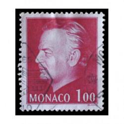 Timbre de Monaco N° 1080...