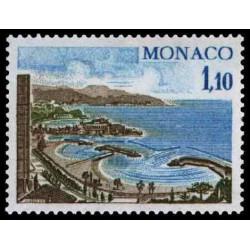 Timbre de Monaco N° 1083...