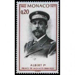 Timbre de Monaco N° 1085