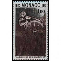 Timbre de Monaco N° 1088...