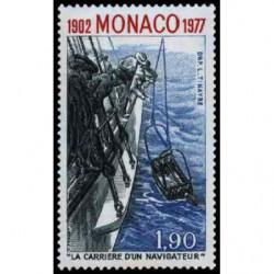 Timbre de Monaco N° 1091...