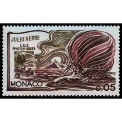 Timbre de Monaco N° 1125...