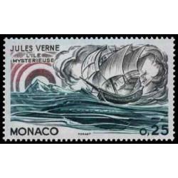 Timbre de Monaco N° 1126...