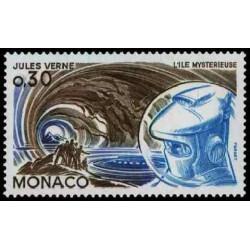 Timbre de Monaco N° 1127...