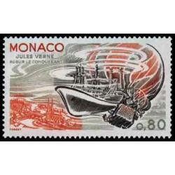 Timbre de Monaco N° 1128...