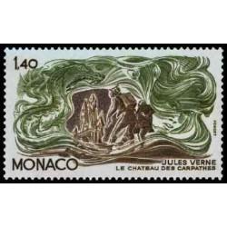 Timbre de Monaco N° 1130...
