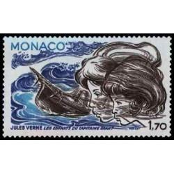 Timbre de Monaco N° 1131...