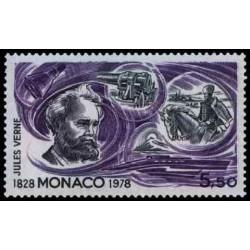 Timbre de Monaco N° 1132...