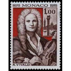 Timbre de Monaco N° 1133...