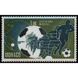 Timbre de Monaco N° 1138...