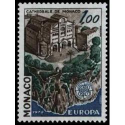 Timbre de Monaco N° 1139...