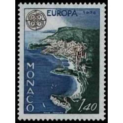 Timbre de Monaco N° 1140...