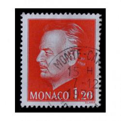 Timbre de Monaco N° 1142...